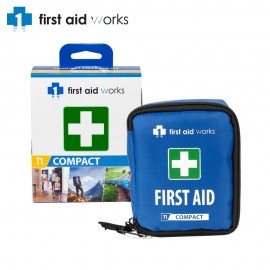 First Aid Works - Compact First Aid Kit