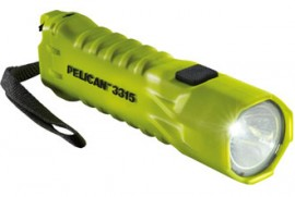 Pelican 3315 LED Helmet Flashlight