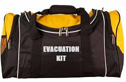 Large Evacuation Kit Bag