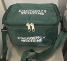 Medicine Emergency Grab Bag