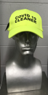 COVID-10 CLEANER Peak Cap - HIVIZ