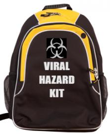 Viral - Contamination Kit Bag
