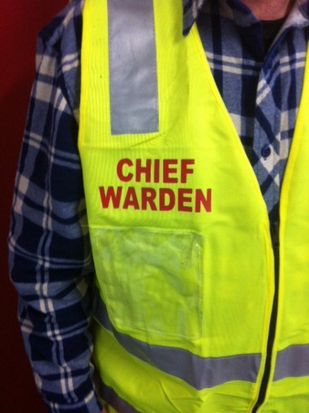 Chaplain Vest Hi Viz Emergency Management Products