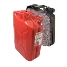 ProQuip 20L Deto-Stop Explosion Proof Metal Jerry Cans