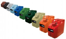 ProQuip Metal Jerry Cans 10L AFAC Colors