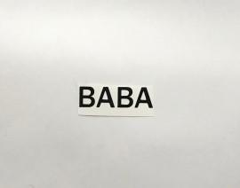 BA Helmet Stickers