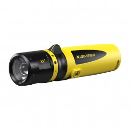 Led Lenser EX7 Intrinsically Safe Torch