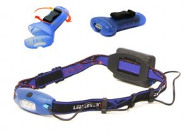 Led Lenser H4 Head Torch - Combo