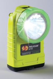 Pelican 3715PL Right Angle Twin Light Torch