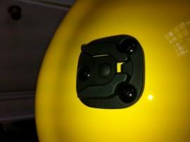 UKE Helmet Torch Base and Mounting Kit