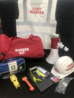 Complete Professional CHIEF WARDEN KIT