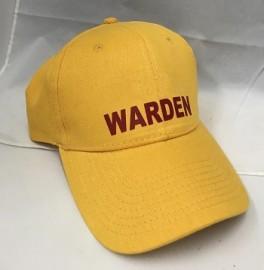 Warden Peak Cap - Yellow