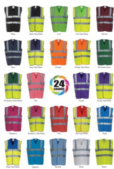 Warden - Safety Vests