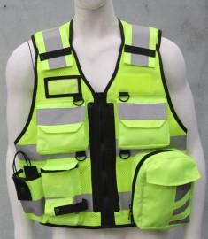 Security Duty Safety Vest