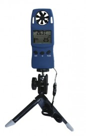 Handheld Anemometer with Altimeter and Tripod