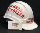 Warden Helmet - INCIDENT CONTROLLER