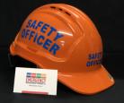 Warden Helmet - SAFETY OFFICER