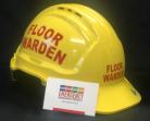 Warden HELMET - FLOOR WARDEN