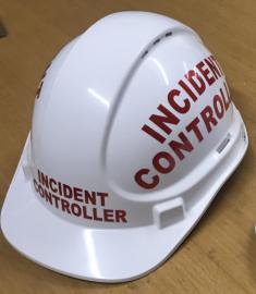AIIMS Helmet - Incident Controller